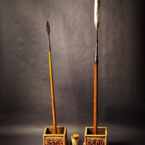 Zbroj 12.století– ERIK ŠNAJDR (student), kov