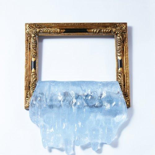 OBRAZ - Lucie Šafářová, tavená plastika, 50 x 60 x 10 cm, pod vedením MgA. Aleše Jírovce