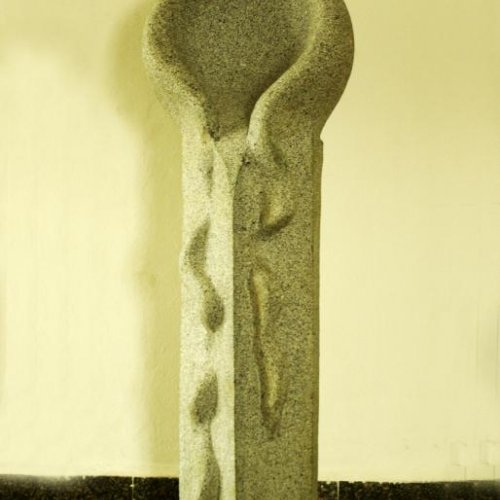 Pítko - JAKUB BERAN, žula, výška 14 cm