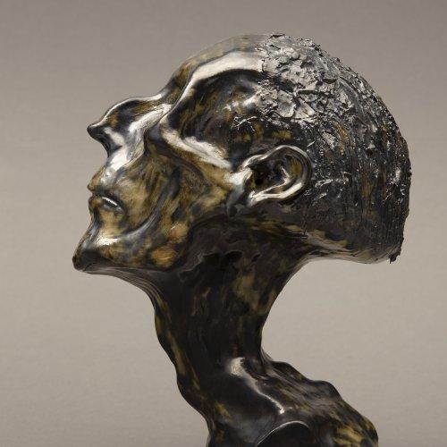 EGYPŤAN – MgA. Tereza Eisnerová, glazovaná keramika, 2020