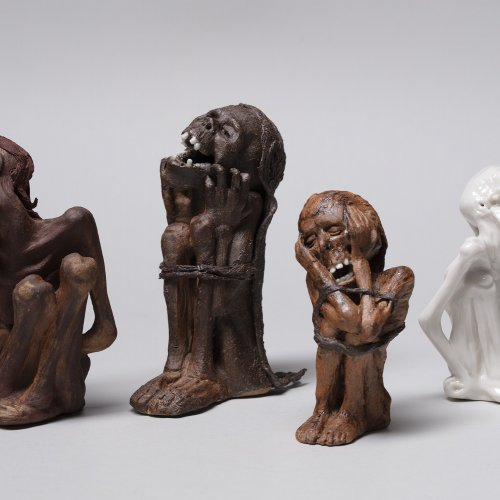 MUMIE – MgA. Tereza Eisnerová, keramika a porcelán, 2020