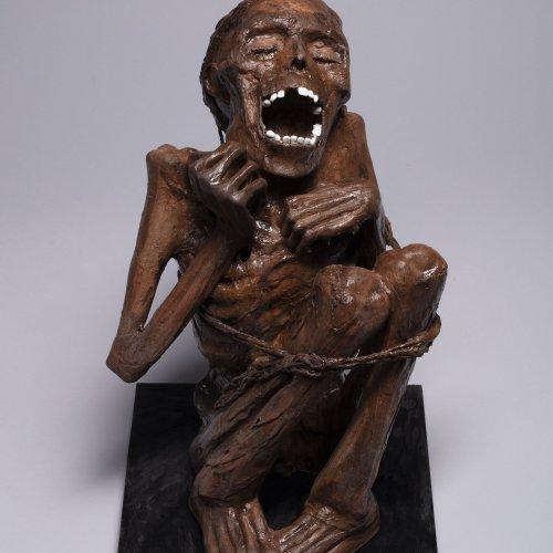 MUMIE – MgA. Tereza Eisnerová, keramika, 2020 (foto David Stecker, NG)