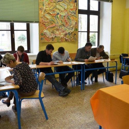 Komise při vyhodnocování soutěžních testů