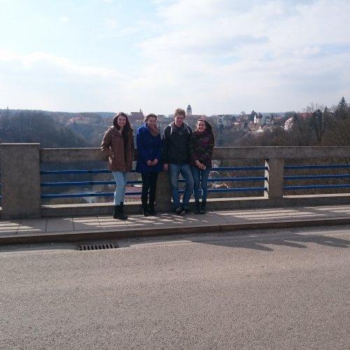 Na bechyňském mostě