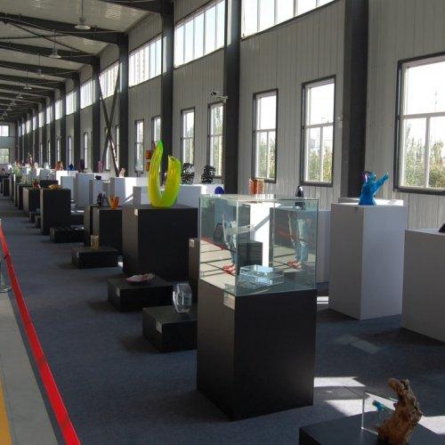 Interiér výstavní haly