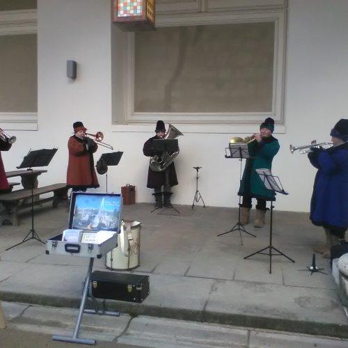 barokní muzikanti