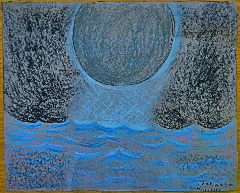 Kompozice na téma Voda– Michaela Svobodová