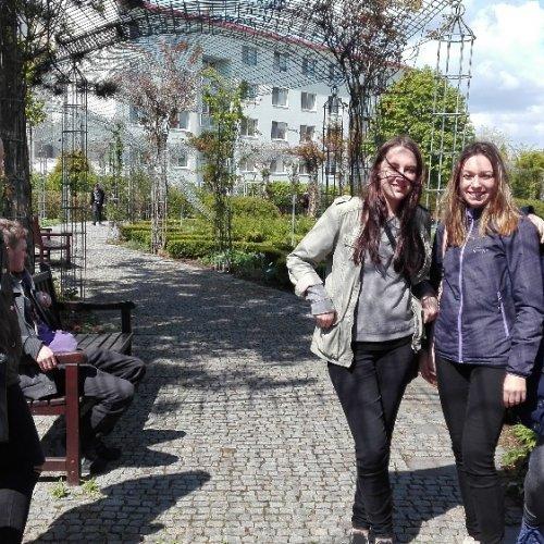Návštěva zahradnické fakulty