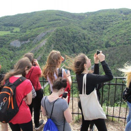 Na chvíli jsme se inspirovali turisty z jisté asijské země a fotili a fotili a fotili.