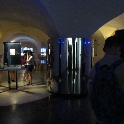 Muzeum nové generace v budově bývalého pivovaru žďárského zámku zaujme skutečně každého.