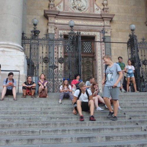 Budapešť Bazilika sv. Štěpána