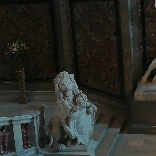 Kunsthistorické muzeum schody