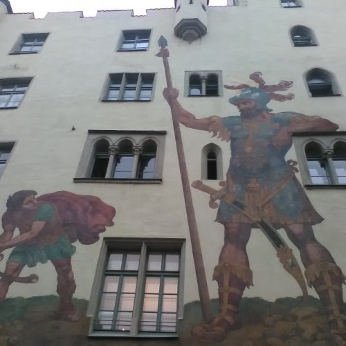 Goliášův dům