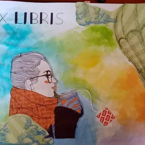 Lucie Burianová - Ex libris