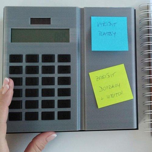 kalkulačka v akci