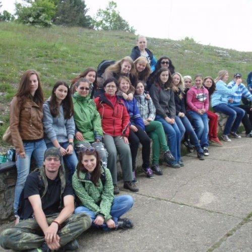 Vúterý jsme využili místní dopravy, abychom se dostali ke Koněpruským jeskyním.