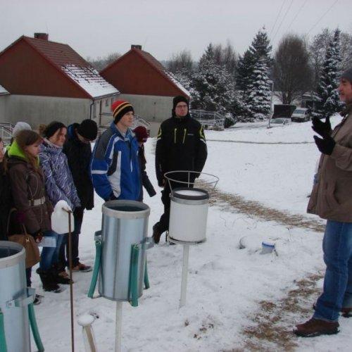 Dozvídáme se o způsobu měření kapalných a pevných srážek