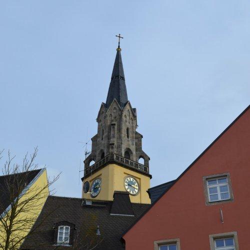 Německo - město Selb